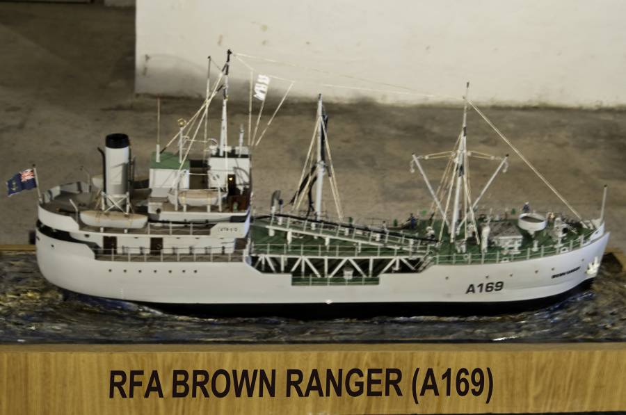 BROWN RANGER