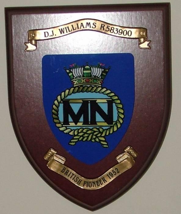 Dave Williams Shield