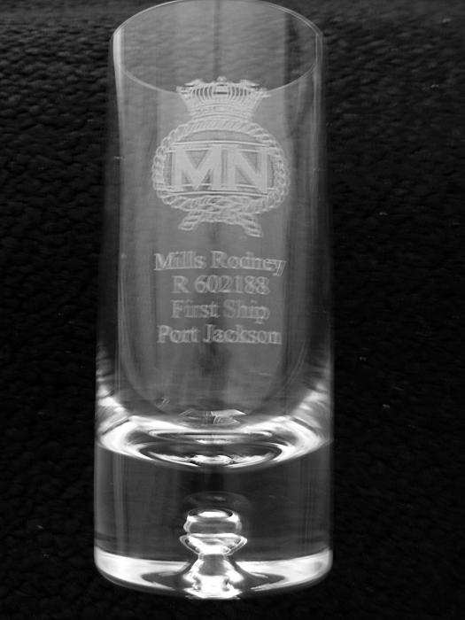 Glass  Rodney Mills