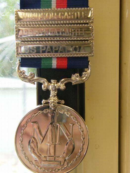 Medal J Strange
