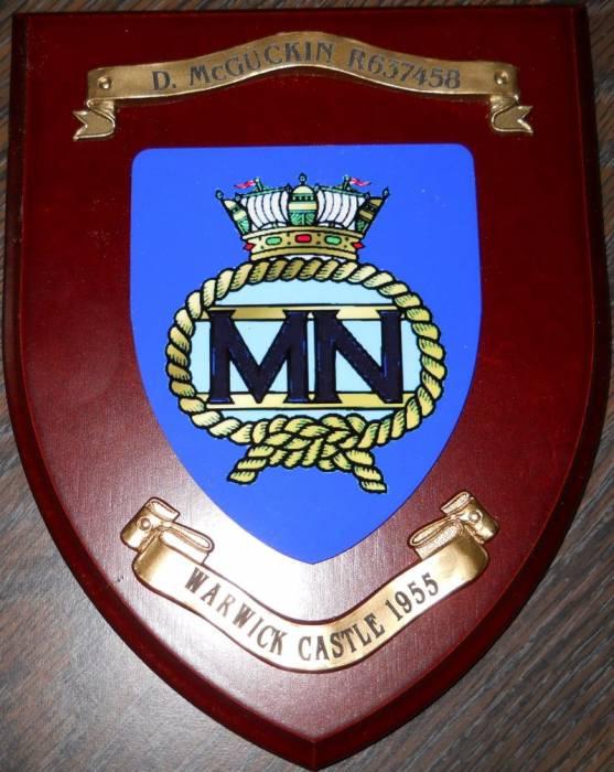 Shield D McGuckin