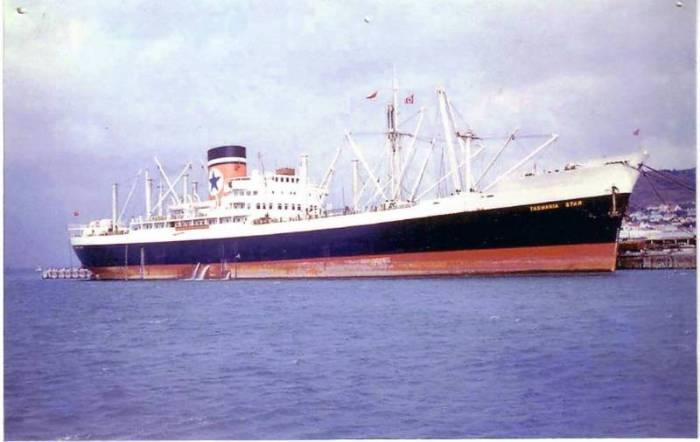 TASMANIA STAR